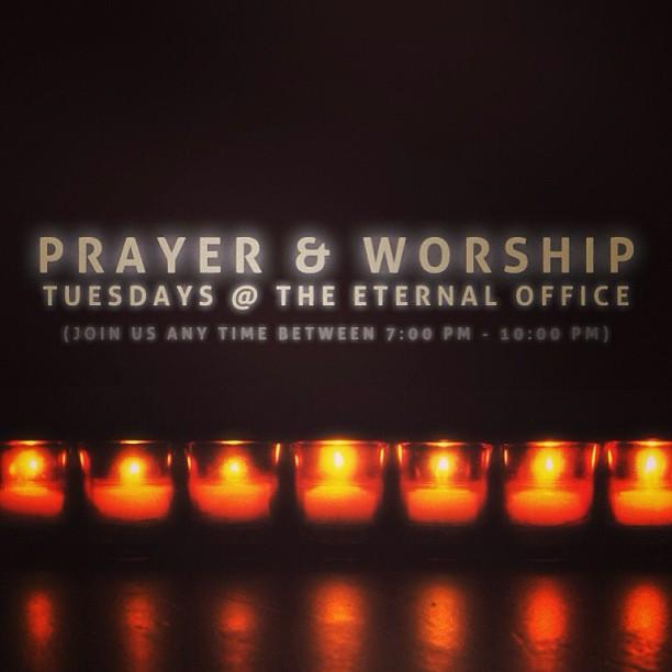 Prayer & Worship